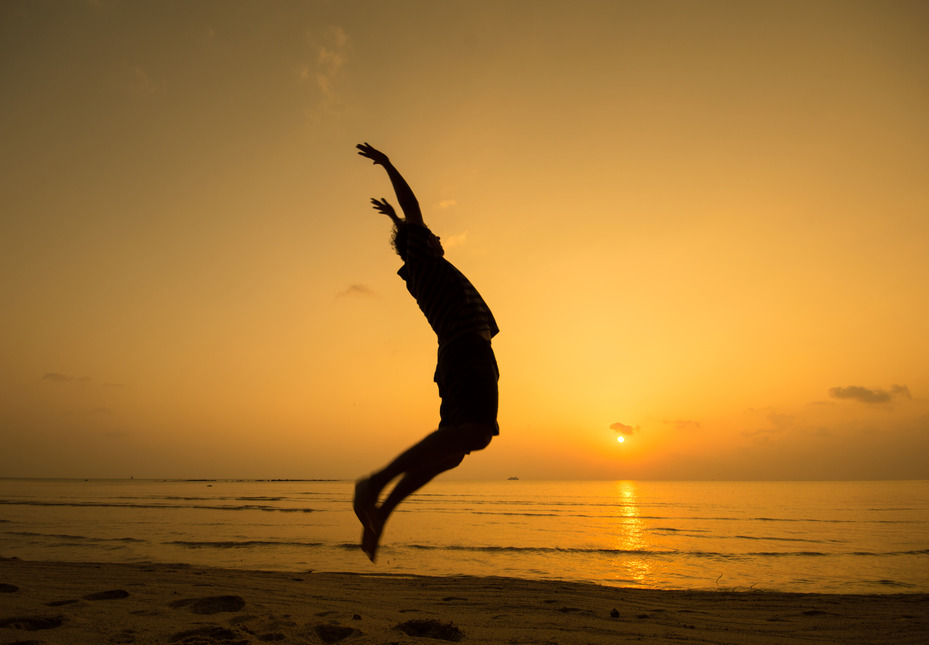 Jump for joy with Oz Lotto!