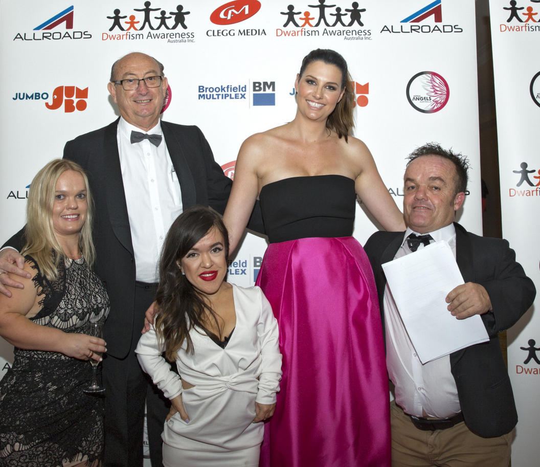 Oz Lotteries supports Dwarfism Awareness Charity Event