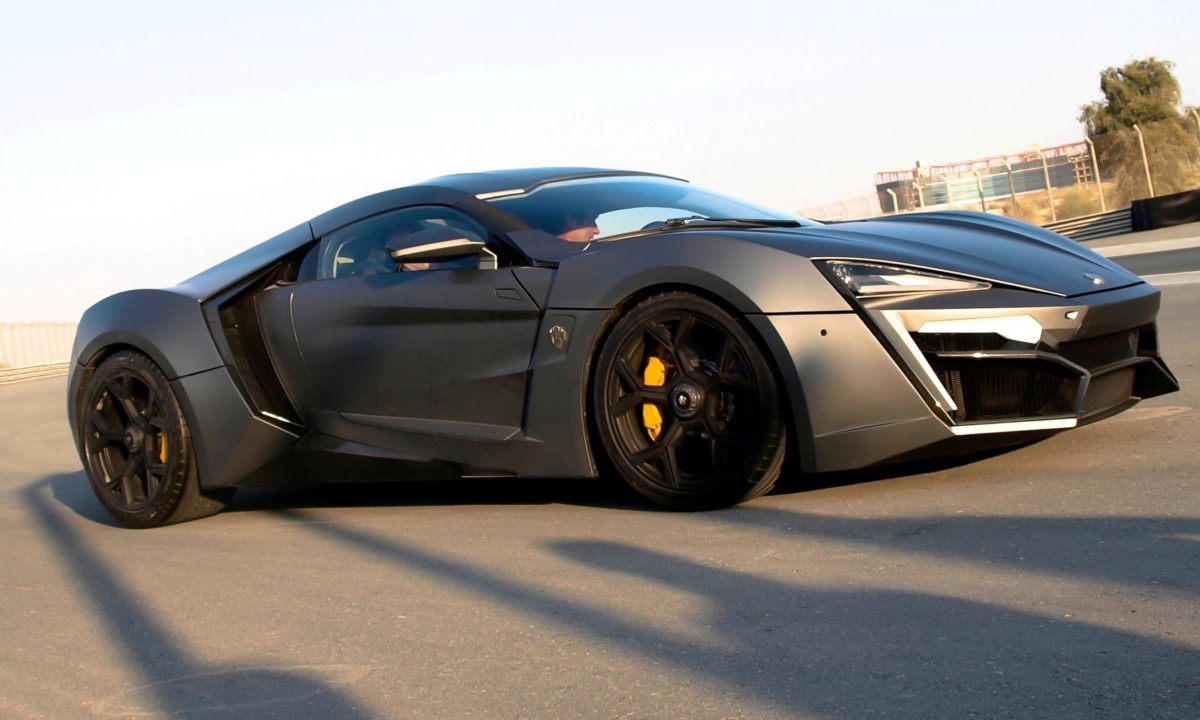 Top 5 Most Expensive Cars for Lotto Winners