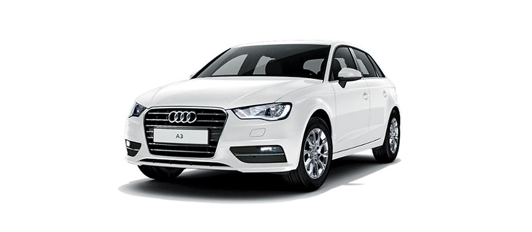 Win an Audi A3 worth $60,000!