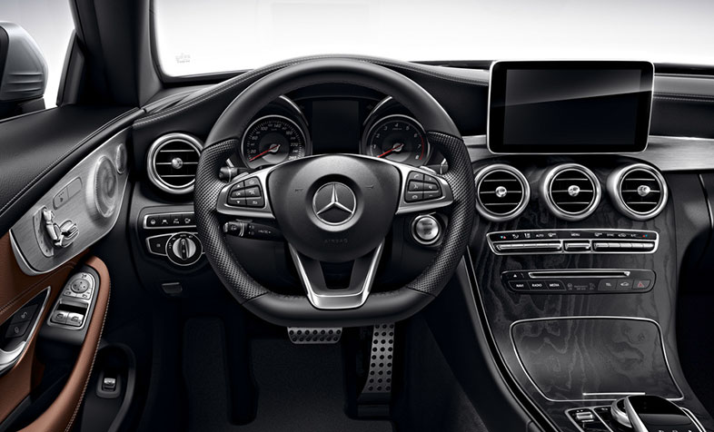 Win a Mercedes-Benz C300 Coupe