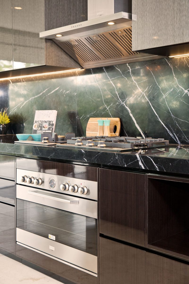 Your new marble kitchen
