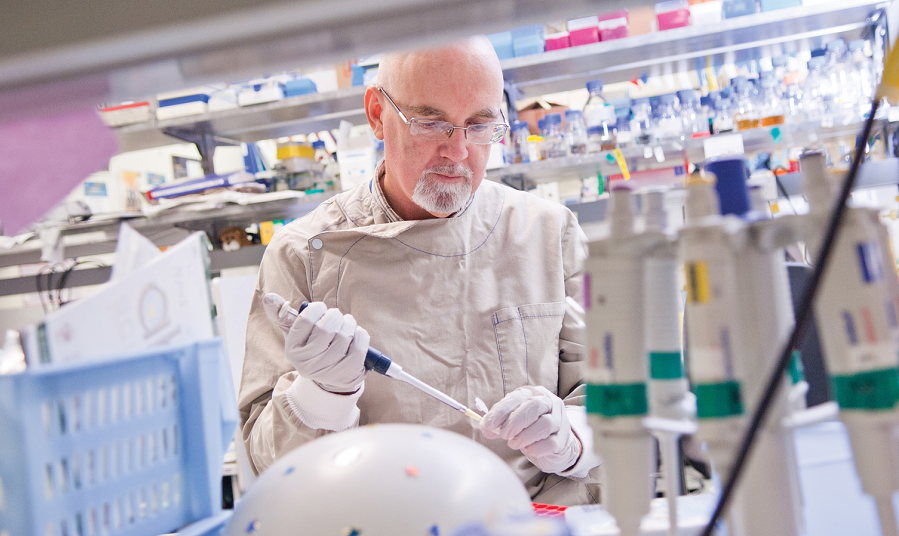 Mater Lotteries funds important Mater Research.