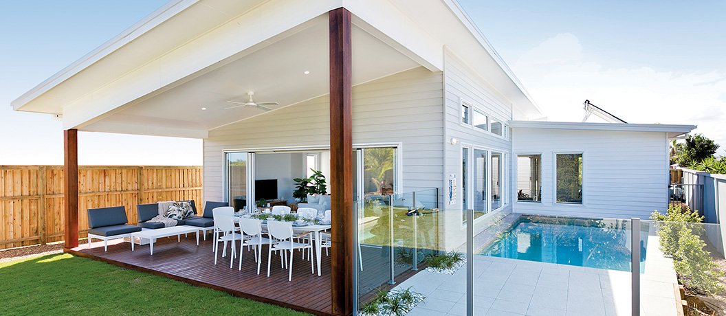 Surf Life Saving Lotteries - Draw 186 - Prize home alfresco