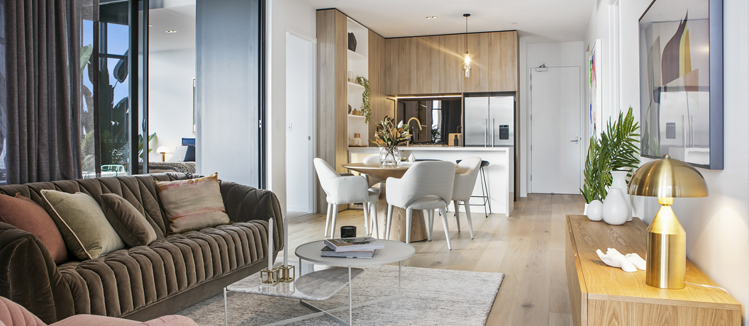 Living Space Newstead Apartment