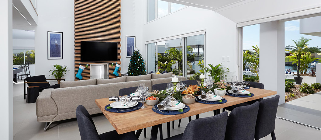 Modern luxurious design in Mater Prize Home