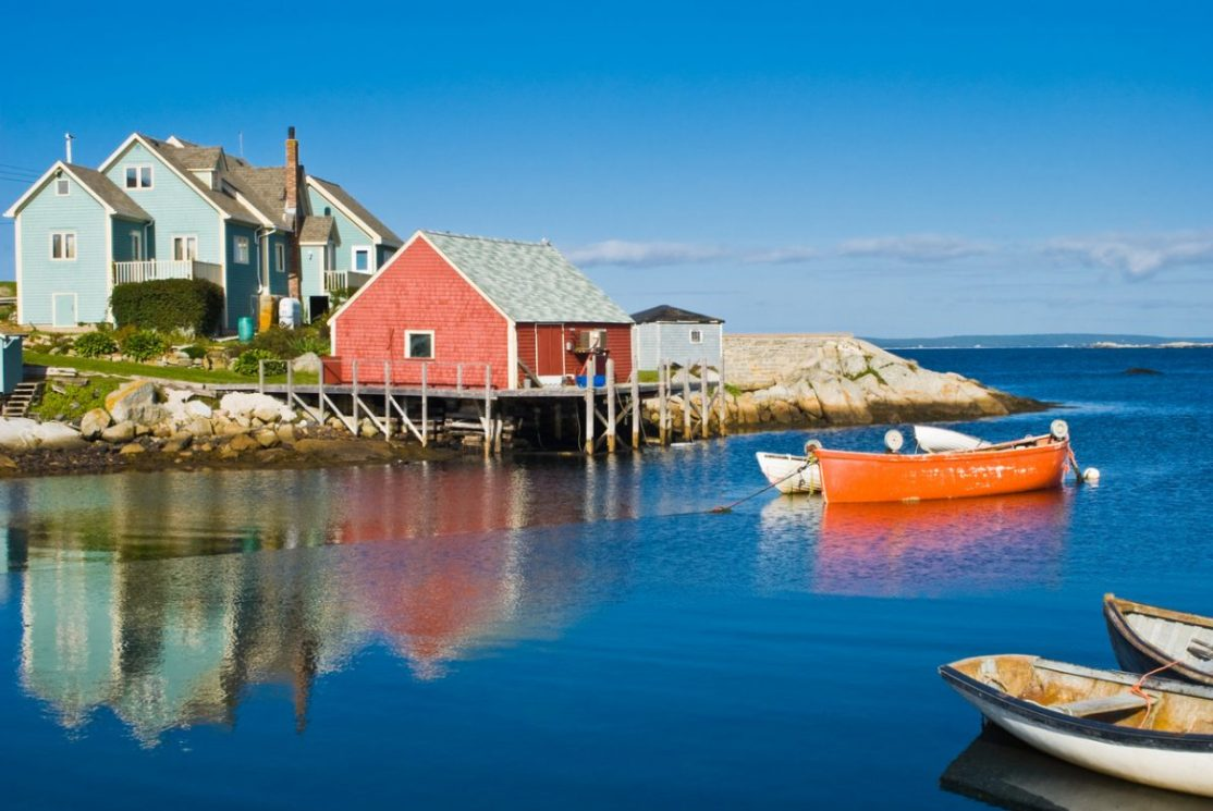 Saturday Superdraw 20 Best Fishing Spots - Wedgeport, Nova Scotia