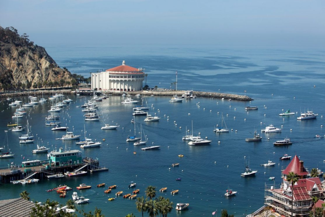Saturday Superdraw 20 Best Fishing Spots - Catalina Island, California