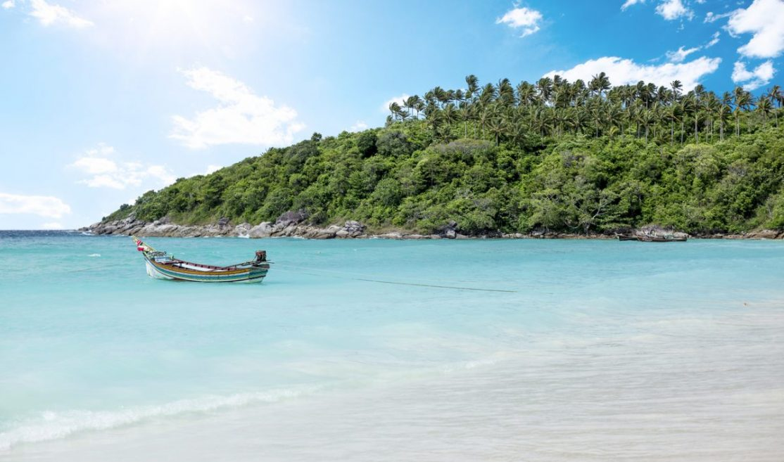 Saturday Superdraw 20 Best Fishing Spots - Racha Islands, Phuket, Thailand