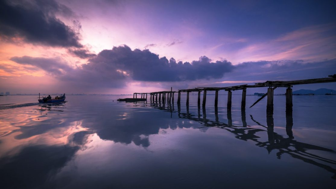 Saturday Superdraw 20 Best Fishing Spots - Penang, Malaysia