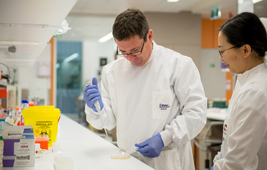 Mater Research conducts research into important health concerns.