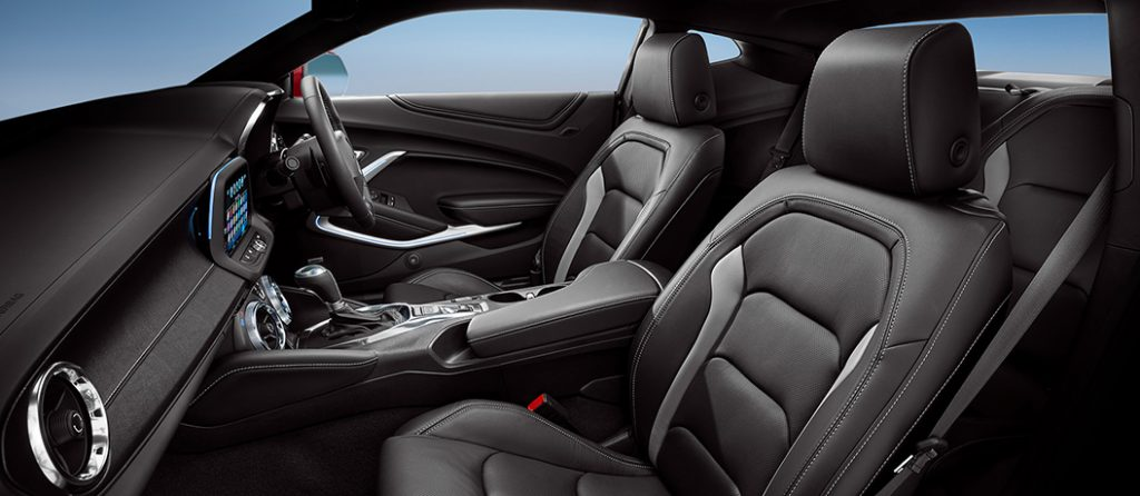 Leather interiors, sunroof and Bose audio system.