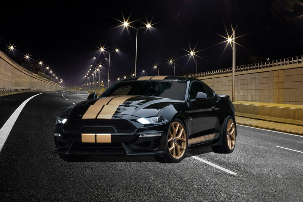 Win a Mustang with Mater Cars for Cancer